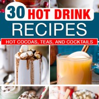 30 Best Hot Drink Recipes for Fall & Winter