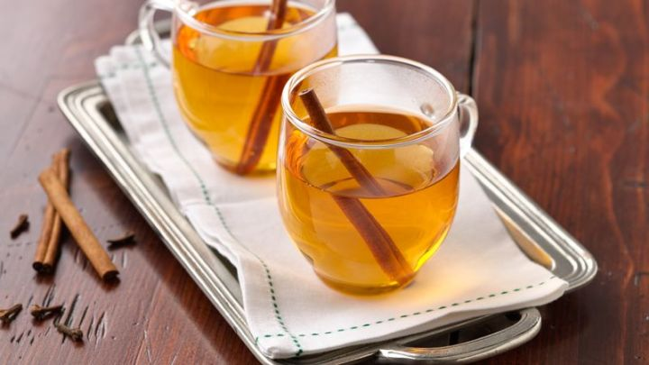 This apple cider is quick to make and is perfect for cool Fall nights. Check out this recipe and other hot drink recipes you'll want to try.