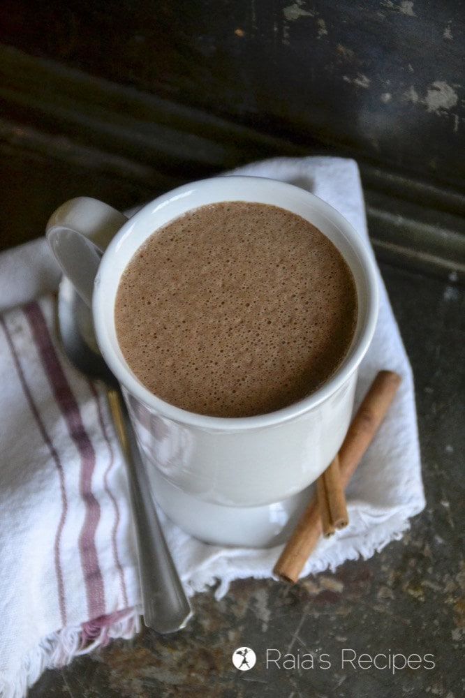 Try this buttered chai hot chocolate recipe, plus check out some other delicious hot drink recipes