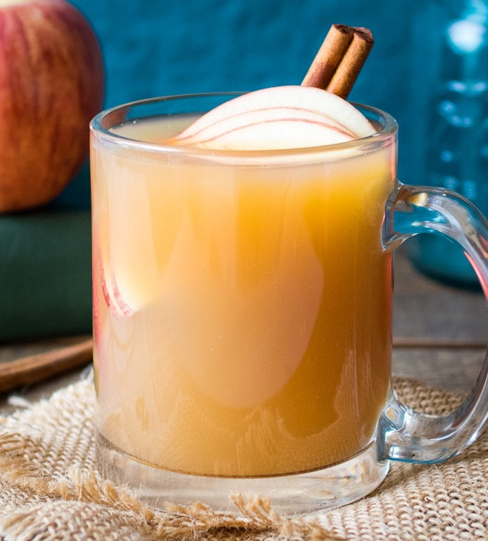 Must try this Sleepy-time spiced apple cider recipe. Then I'll check out the other cider recipes here!