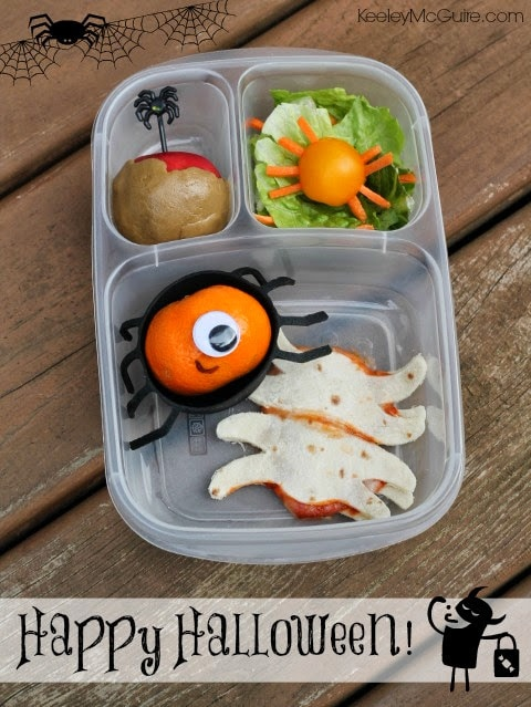 Need some inspiration for your kids lunch this Halloween? Check out these 5 Halloween kids lunch ideas for healthy and gluten free options.