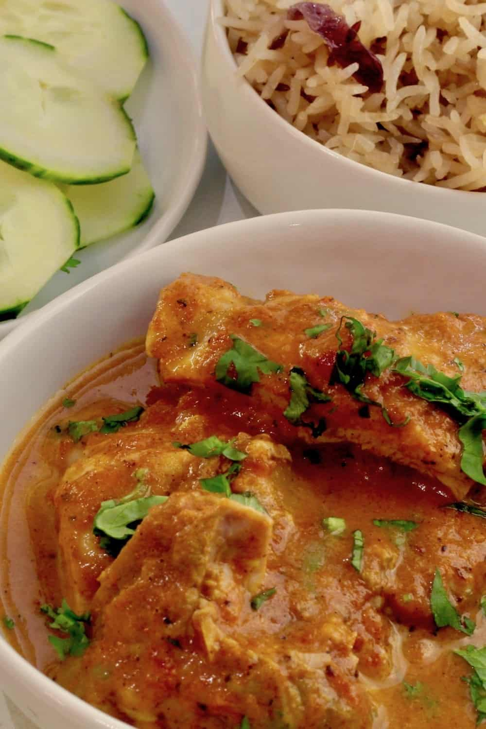 Make Butter Chicken with your Instant Pot. Check out these simple Instant Pot recipes to get started cooking with your new Instant Pot. #InstantPotRecipes