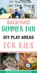 backyard play areas you can diy