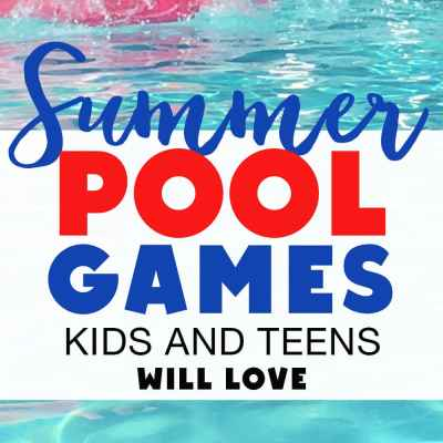 15 Fun Pool Party Games for Kids