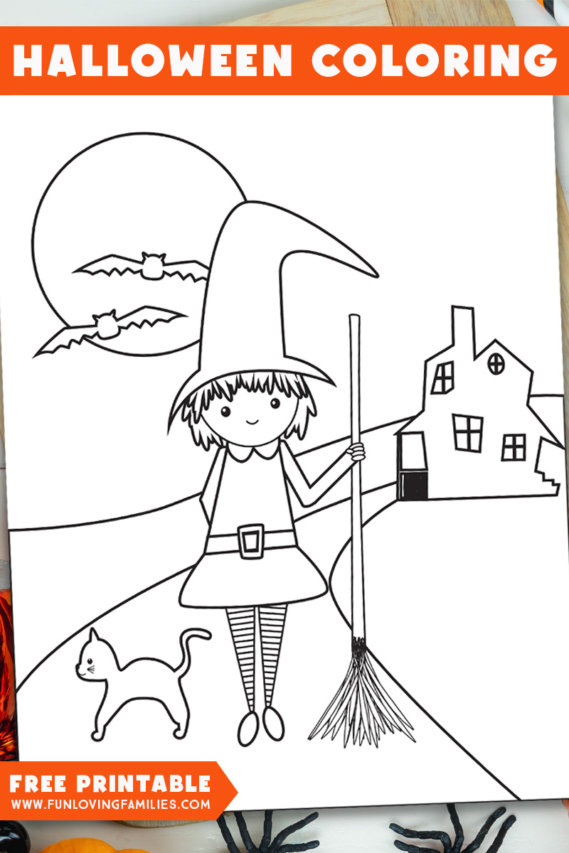 - Halloween Coloring Pages (Free Printables) - Fun Loving Families