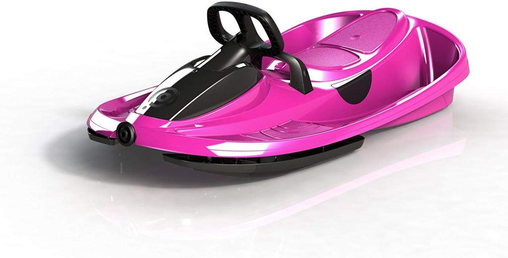 bobsled style toboggan for kids