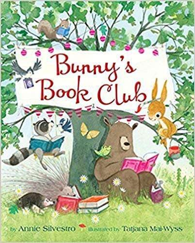 cute bunny book for kids