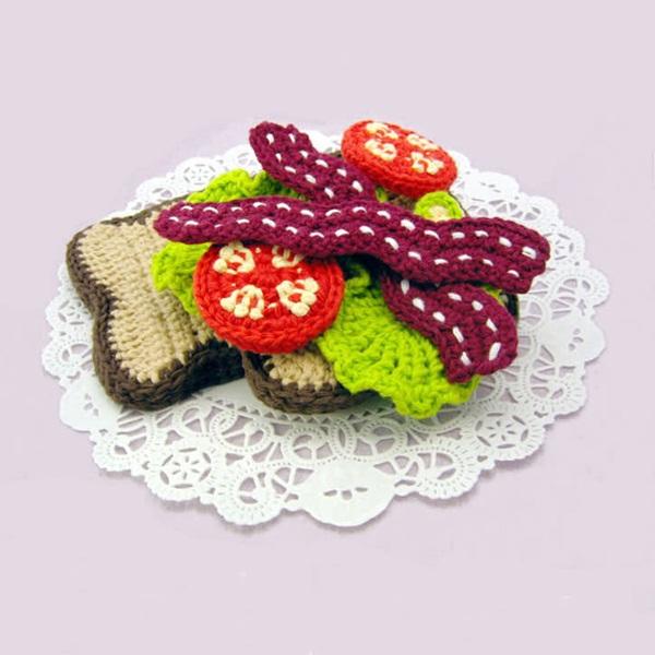 crochet food (7)