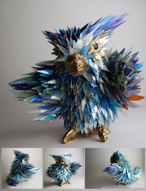 animals-sculpture-from-shattered-cd- (19)