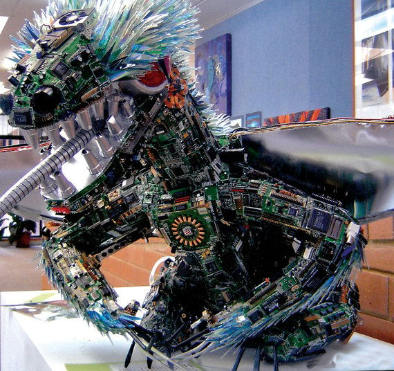 animals-sculpture-from-shattered-cd- (3)