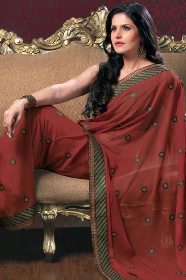 zarine-khan-saree-collection- (11)