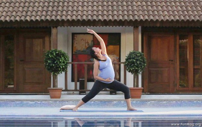 lara-dutta-photoshoot-for-prenatal-yoga-dvd- (2)