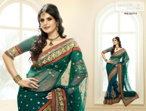 zarine-khan-exclusive-roopam-saree-collection- (3)
