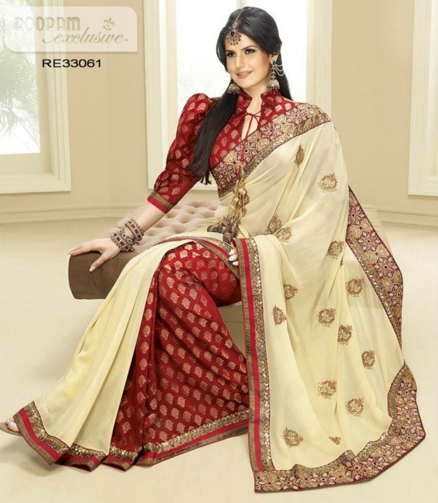 zarine-khan-exclusive-roopam-saree-collection- (7)