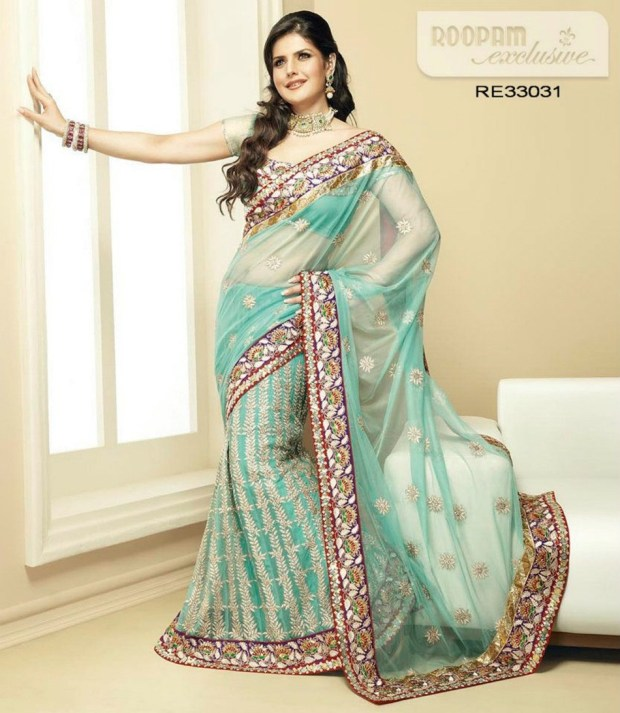 zarine-khan-exclusive-roopam-saree-collection- (10)
