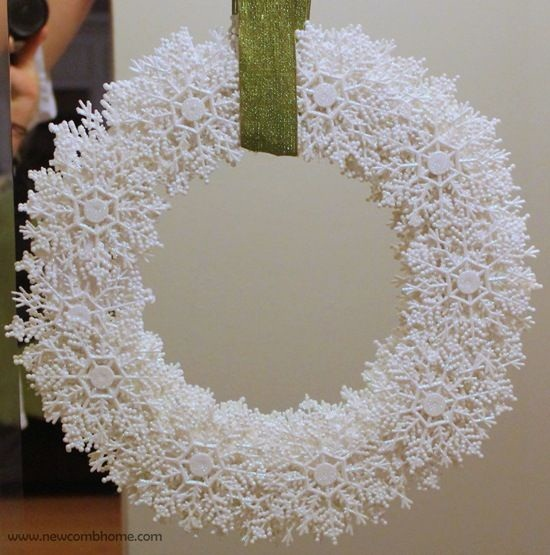 ideas-for-decorating-home-with-snowflakes- (7)