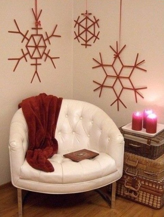 ideas-for-decorating-home-with-snowflakes- (28)