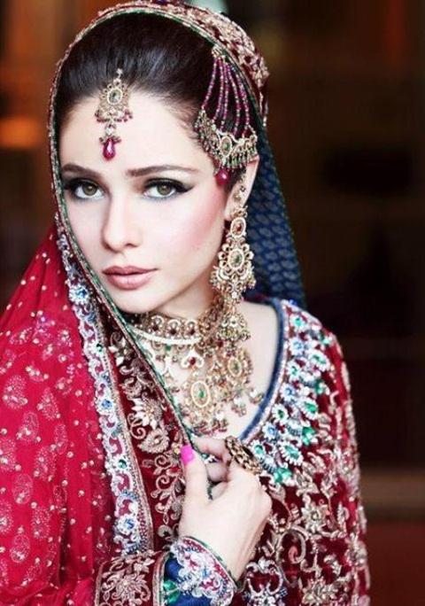 juggan-kazim-in-bridal-makeup- (4)