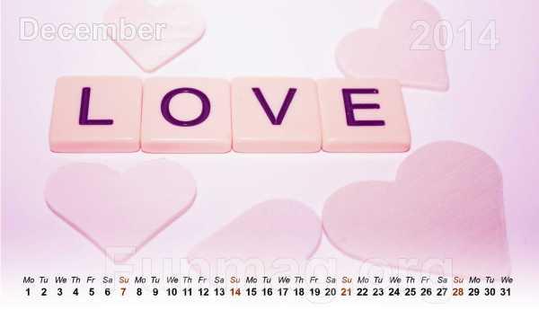 love-calendar-2014- (12)