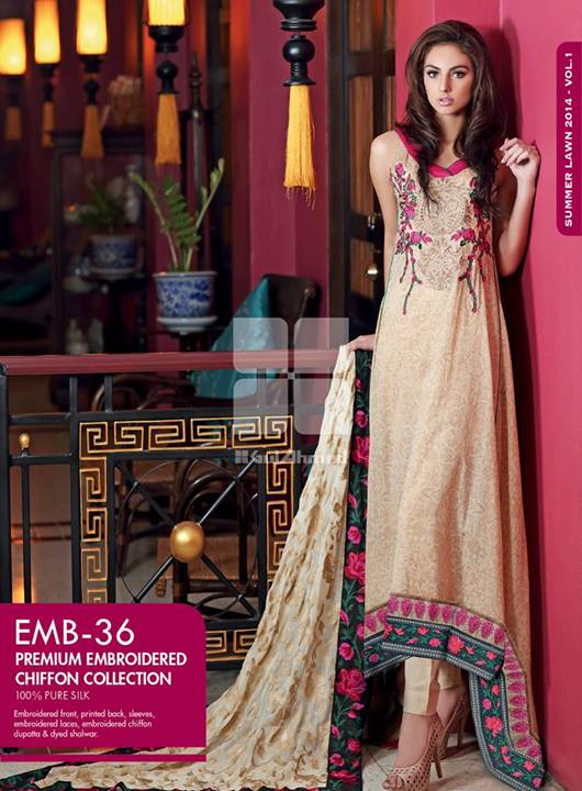 gul-ahmed-embroidered-chiffon-lawn-collection-2014- (4)