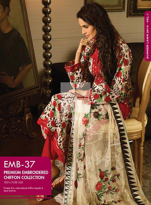 gul-ahmed-embroidered-chiffon-lawn-collection-2014- (5)