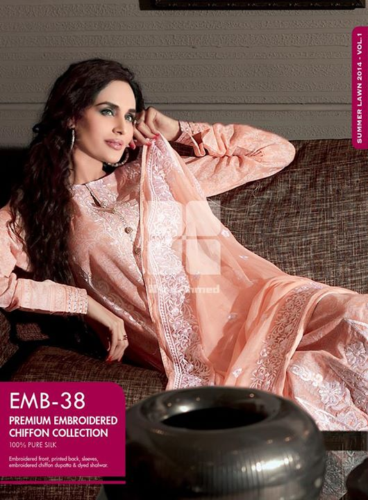 gul-ahmed-embroidered-chiffon-lawn-collection-2014- (7)