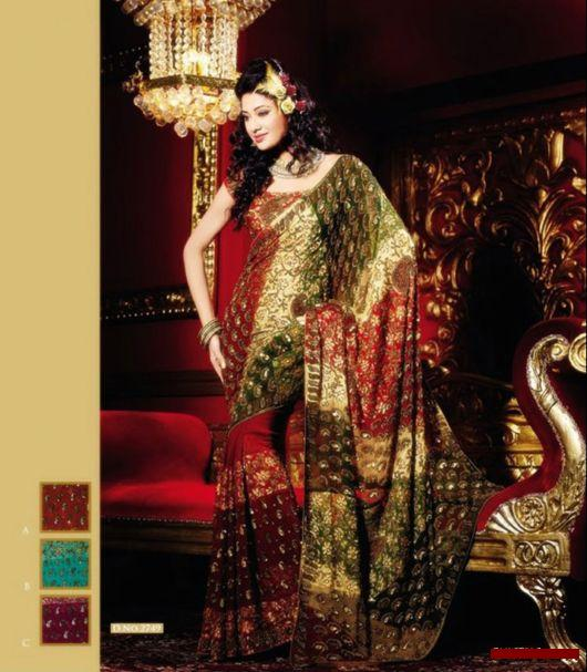 indian-bridal-saree-collection- (8)