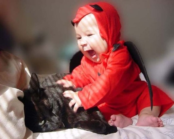 babies-and-cats- (14)