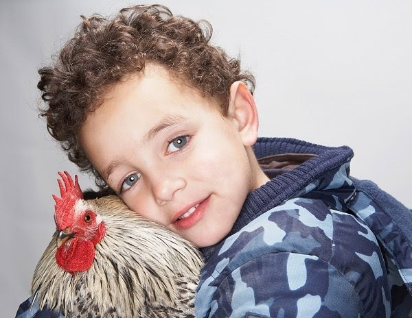 pictures-of-children-and-animals- (3)