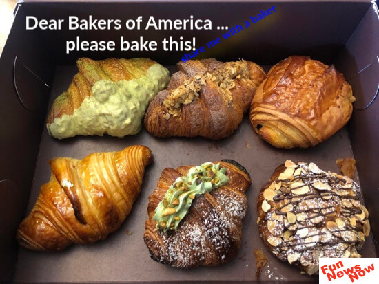 We Need This, Tell A Baker