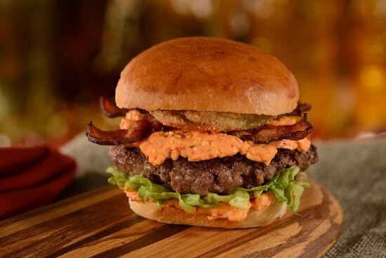 D-Luxe Burger at Disney Springs for Gourmet Foodies