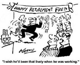 Funny Retirement Speeches. Leaving Stories for Speech