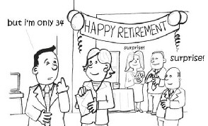 Funny Retirement Speeches. Leaving Stories for Speech