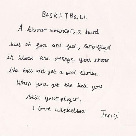Basketball Quotes And Poems. QuotesGram