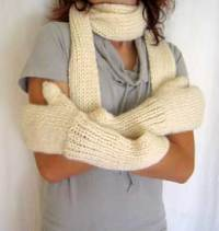 Funny scarves for men and women!
