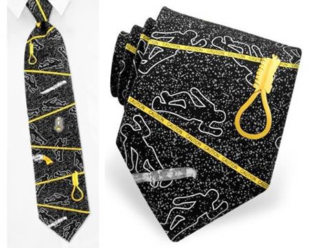 Police tie