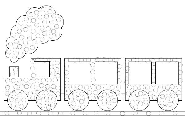 QTip-Train-Printable « funnycrafts