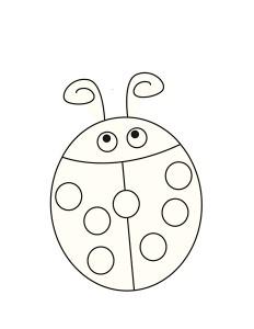 ladybugs worksheets (2) « Preschool and Homeschool