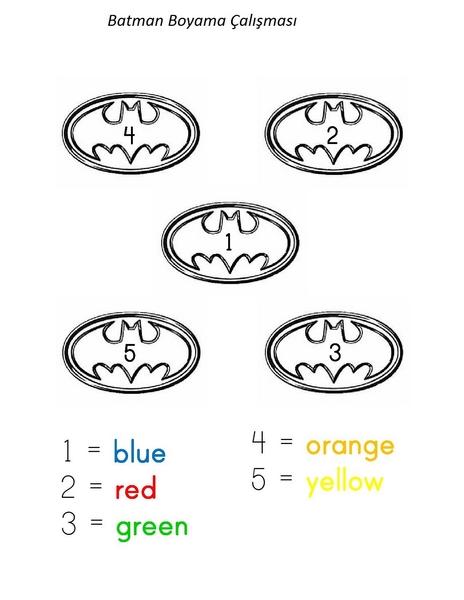batman coloring pages (2) « Preschool and Homeschool