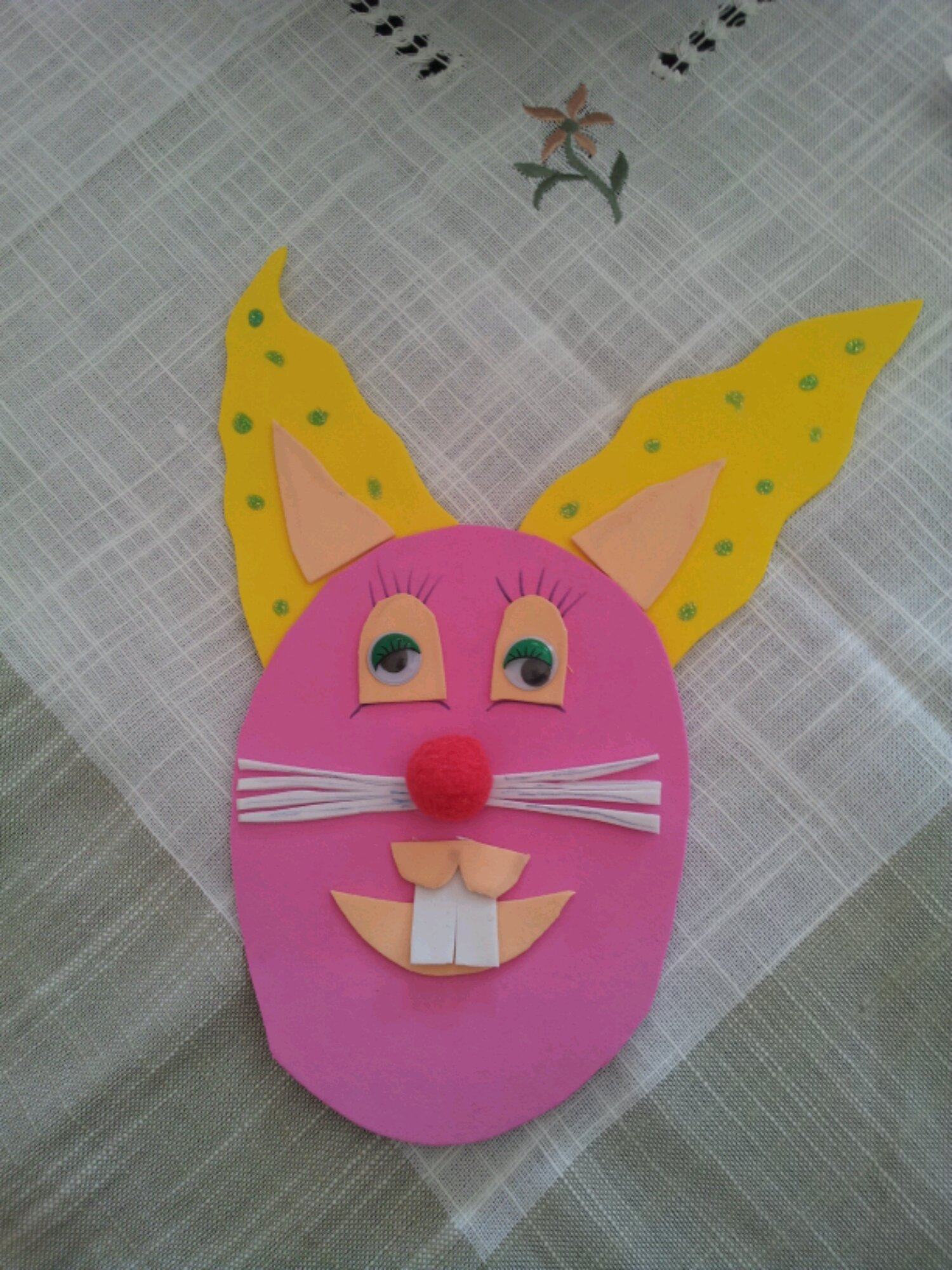 Bunny Crafts For Toddlers Preschool And Homeschool