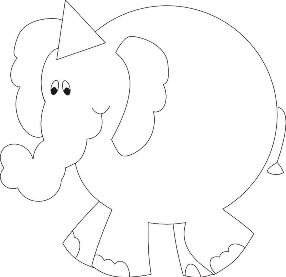 Cut And Paste Letter B Worksheet Sketch Coloring Page