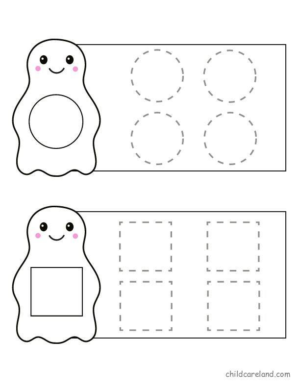 tracing line activities for preschool (11) « Preschool and