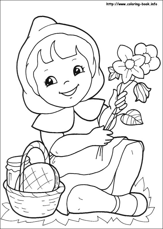 Coloring Pages Vegetables And Health