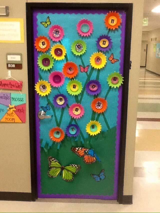 Preschool Door Decoration Ideas For Summer