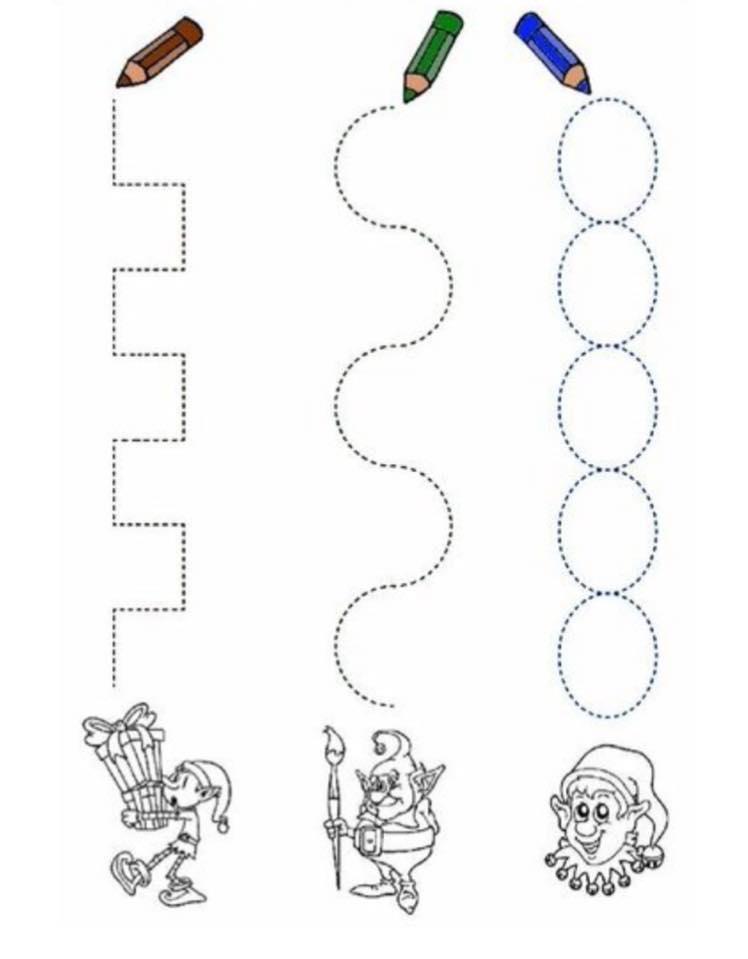 kids pre writing worksheets (31) « funnycrafts