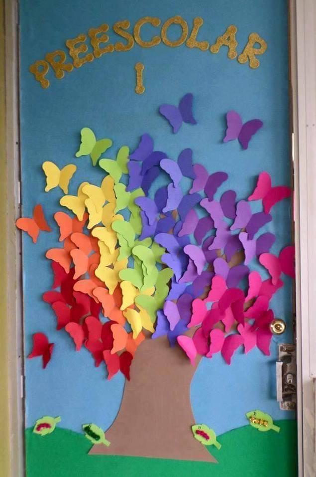 preschool door decoration ideas  Preschool and Homeschool