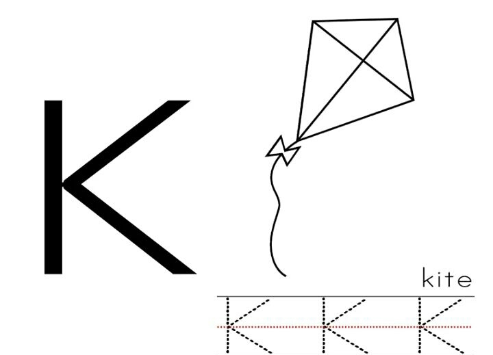 alphabet writing sheets (11) « Preschool and Homeschool