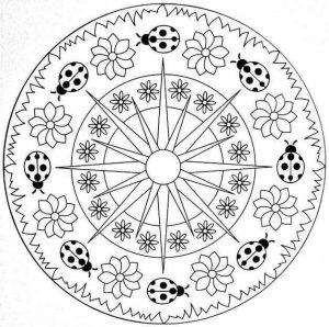 mandala coloring pages (2) « funnycrafts