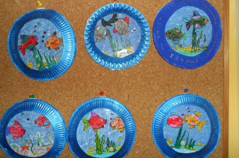 Aquarium Bulletin Board Ideas For Preschool Preschool