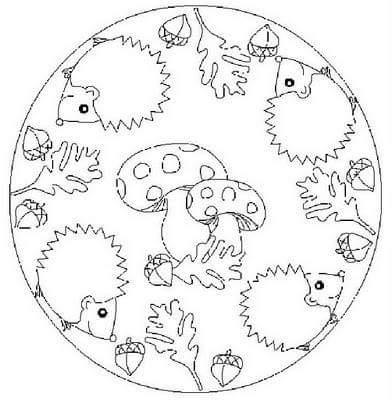 autumn-mandala-coloring-2 « funnycrafts